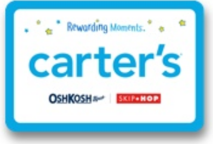 Carters Credit Card