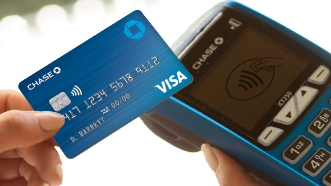 Chase Credit or Debit card