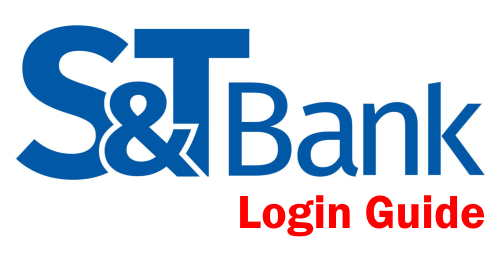 S and T Bank- Login